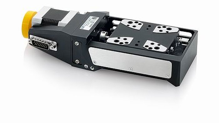L-509 Precision Linear Stage Family