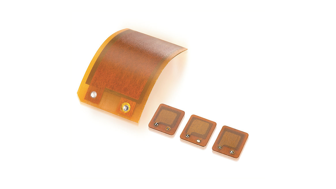 Flexible Piezo Transducers and Piezo Benders (Bimorphs)
