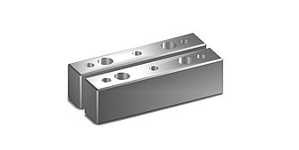 Mounting Feet for Linear Air Bearings