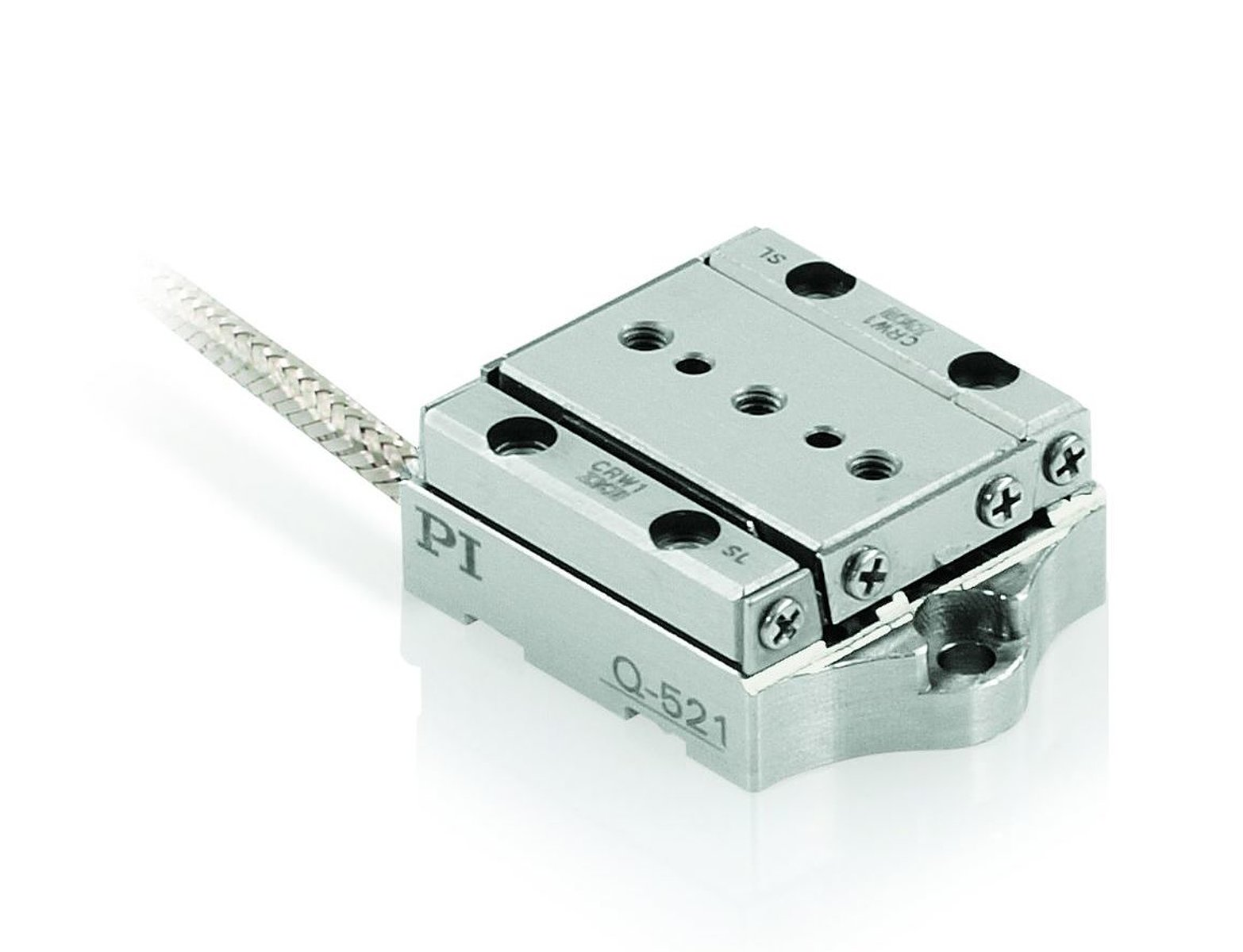 Linear Scale Encoders for Nanometrology & Nanopositioning