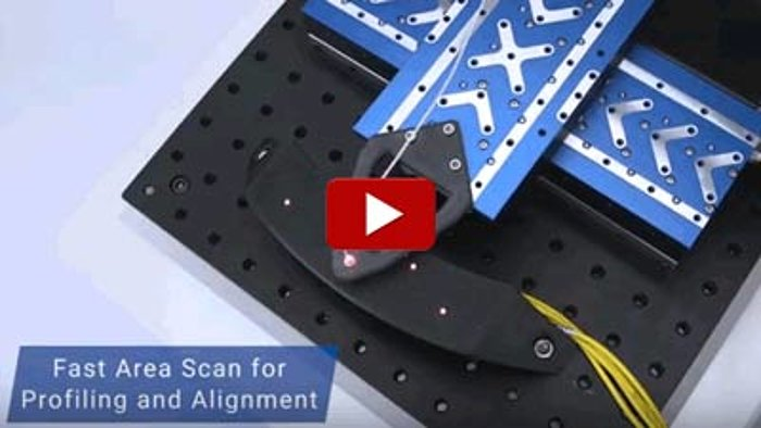 Long Travel High Speed Modular Alignment Systems based on ACS Controls and Linear Motors