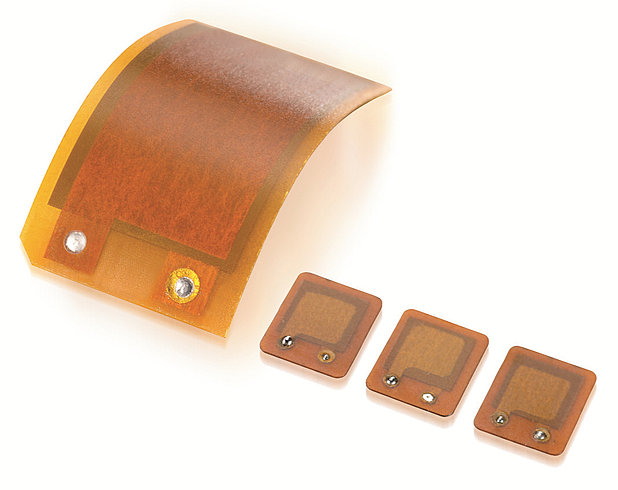 DuraAct Patch Transducer
