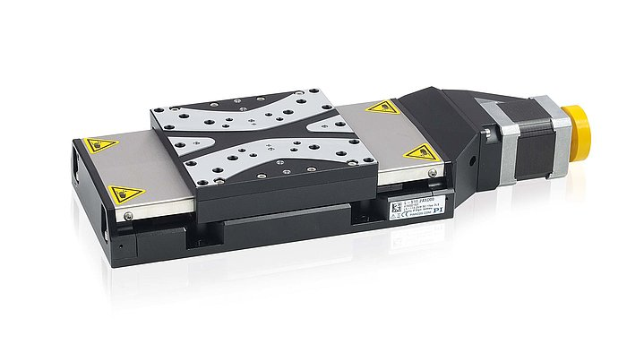 L-511 Precision Linear Stage Family
