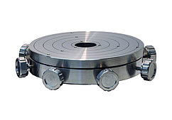 Manual X-Y-Tilt Platform for Rotary Air Bearings