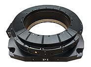 PIglide RLA Rotation Stage with Air Bearings, Large Aperture