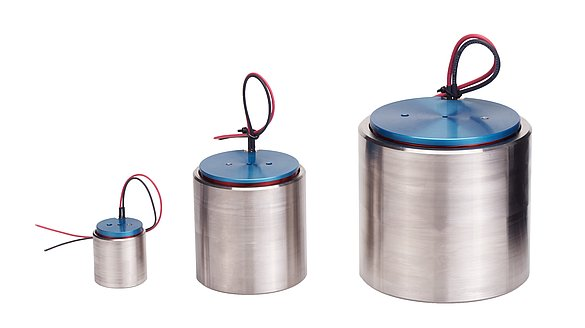 PIMag®: Cylindrical voice coil motors with maximized ratio of motor constant and installation space
