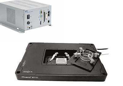 P-545 PINano® Microscope Stage Package