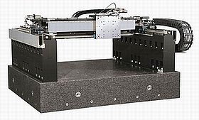 Heavy Duty Stages for Industrial Automation / Engineered Motion Sub-Systems