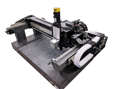 Gantry System Linear Motors