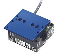 Miniature Linear Stages with Ultrasonic Piezo Motors