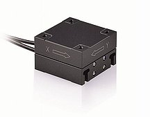 Compact XY Piezo Flexure Nanopositioning Stages