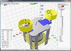 Simulation Tools for Hexapod Applications