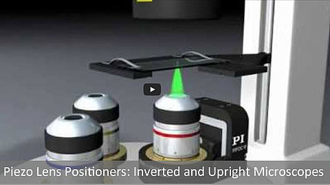 Fast Piezo Focus Lens Positioners and Scanners – Piezo