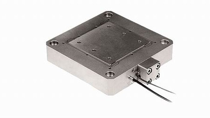 P-750 High-Load Piezo Stage