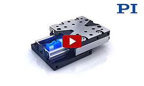 Miniature Stick-Slip Piezo Motor Linear Stage