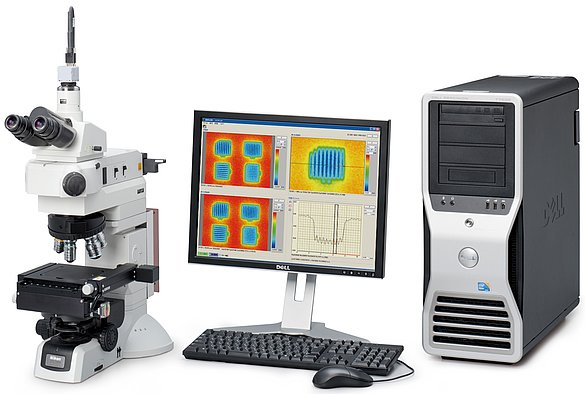 High-resolution, three-dimensional surface inspection
