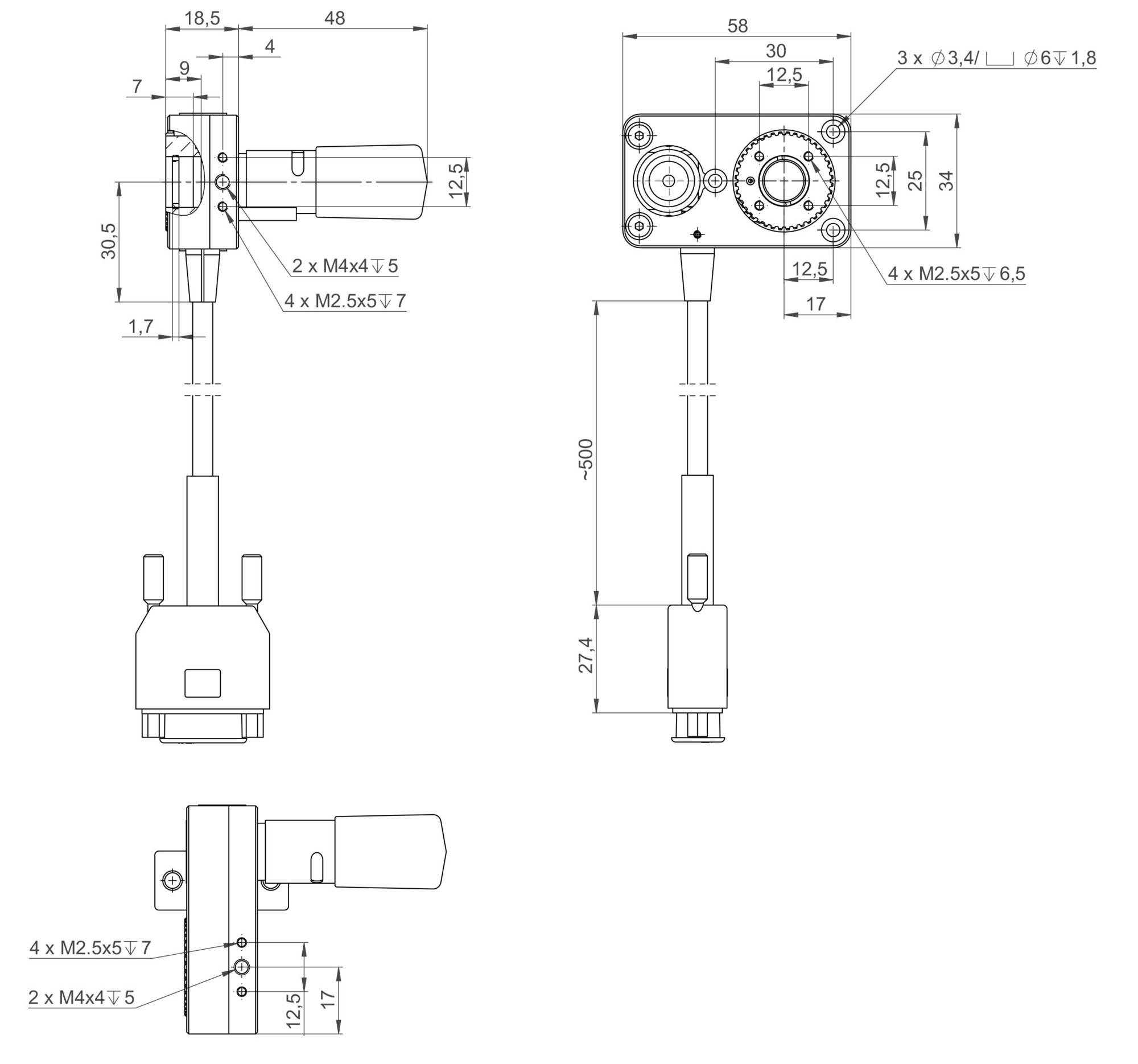 Sts Air Techniques 120 220 Motor Wiring Diagram Box Of Auto Electrical Todays