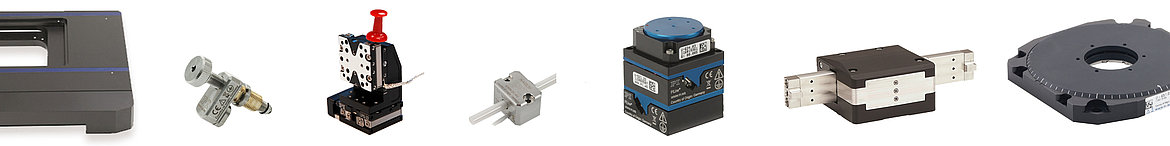 Piezo Motors, Linear Motor Positioners & Rotary Piezo Motor Stages