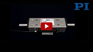 Ultrasonic Linear Shaft Motor
