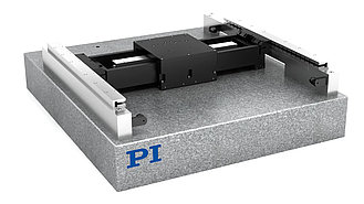 PI A-322 Piglide Hs Air Bearing Stage