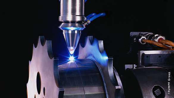 Physiki Instrumente (PI): Applications Laser welding