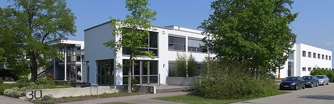 PI miCos Headquarters, Eschbach Germany