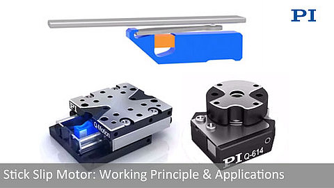 Miniature Positioning Stages | Supplier | Manufacturer