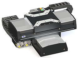 XY configuration of high-performance and robust V-417 linear stages