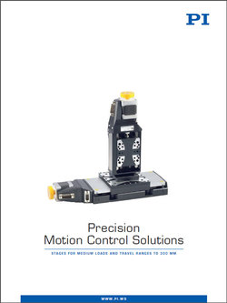 Overview of motorized precision positioners