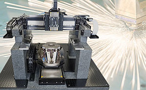 Precision Motion Control in Laser Machining, Cutting