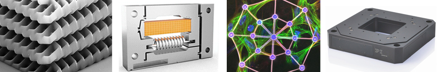 Nano-3D Manufacturing Technology with Piezo Mechanisms and Laser Lithography