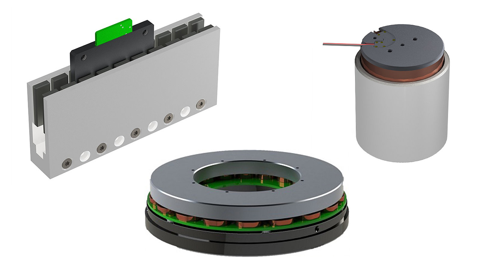 PIMag® Magnetic Direct Drives