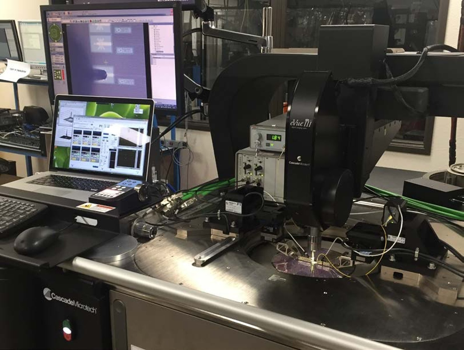 History and Future of Photonics Alignment Automation, Test