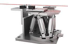 Hexapod 6-Axis Precision Alignment Systems
