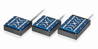 Voice Coil and Linear Motor Stages