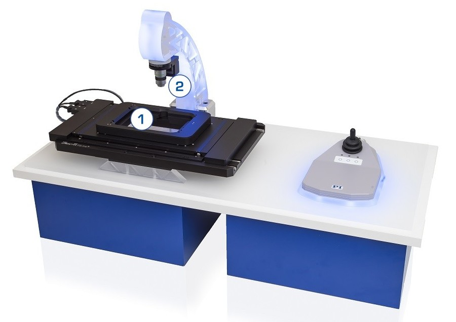 Nanopositioning for Microscopy