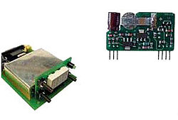 Custom Miniature Piezo Electronics Driver Modules; Up to 40 channels can be Integrated on one Compact PCB Board