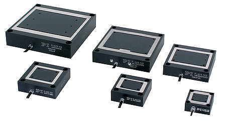 PIHera piezo scanning stages achieve travel ranges of up to 1,500μm with closed-loop position servo control (Image: PI)
