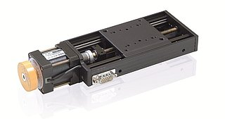 Low Cost: Stepper / Servo Motors, Lead Screws