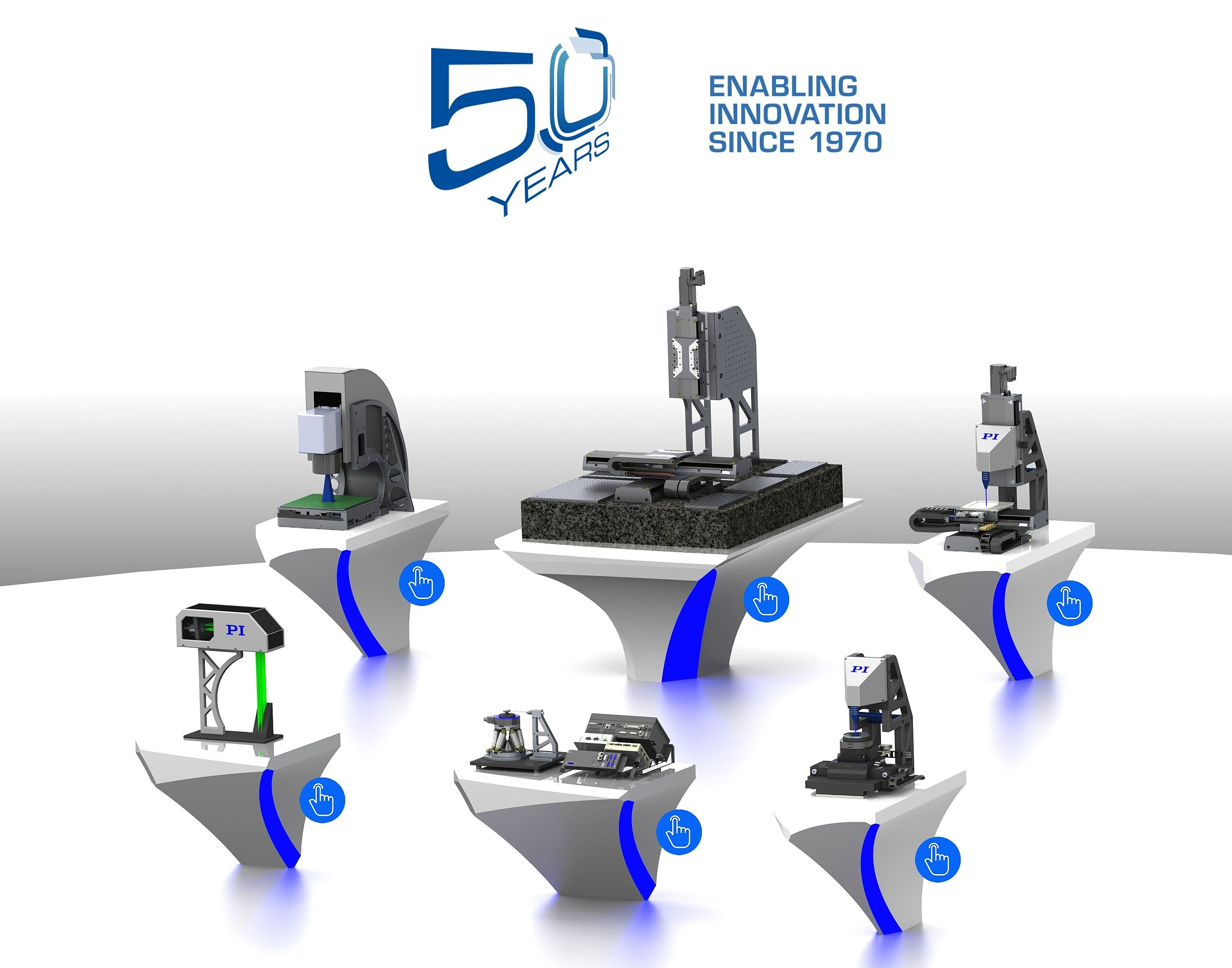 PI Virtual Trade Show Stand Laser Material Processing