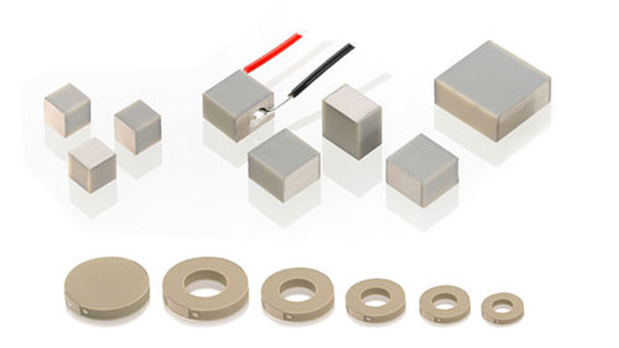 Piezo Chip Actuators