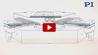 XYZ Stage Linear Motor Stage Based on Magnetic Levitation