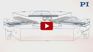 How Magnetic Levitation Works: Example of Multi-Axis Linear Stage