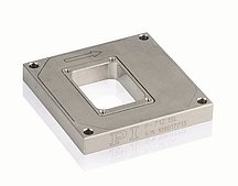 Linear Piezo Nanopositioning Stages with Aperture (Planar Motion)