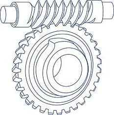 Worm Gear Diagram