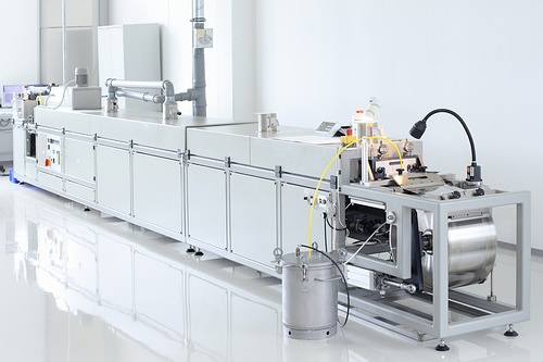 Figure 2. The multilayer cofiring technology is a particularly innovative manufacturing process.