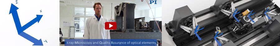-Ray Microscopy & Quality Assurance of Optical Elements – The MiQA System