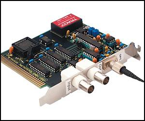 Rack-mount controllers can be upgraded with optical boards for alignment of IR and Visible light sources