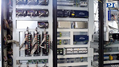 Controllers for MiQA 56-Axis System