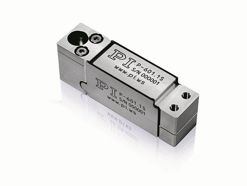PiezoMove Linear Actuator with Guides, P-601